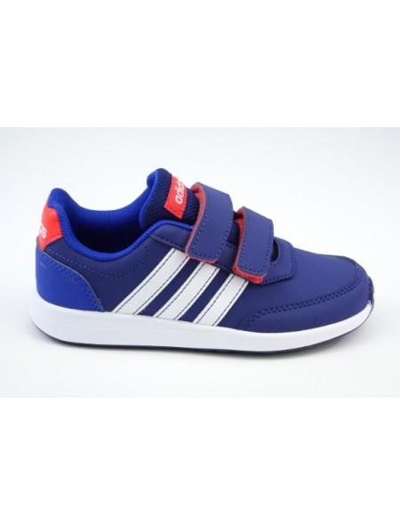 Adidas VS Switch 2 CMF zapatillas deportivas con velcro para